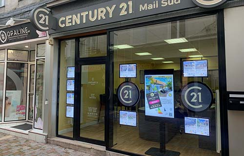 Agence immobilière CENTURY 21 Mail Sud, 45300 PITHIVIERS