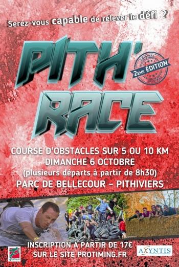 Pithiviers Pith Race affiche